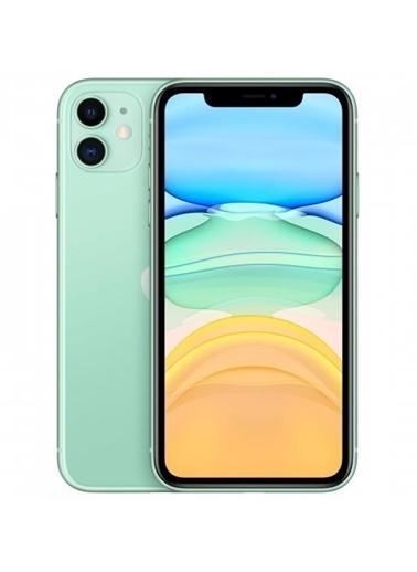 Apple iPhone 11 Green 128Gb-Tur MWM62TU/A Renkli